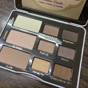 New unswatched Too Faced Natural Eyes Palette